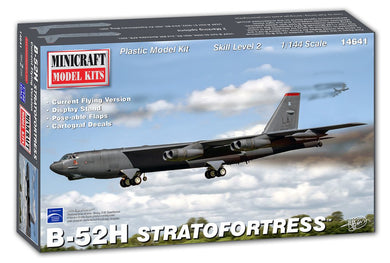 MINICRAFT 1/144 B-52H  STRATOFORTRESS