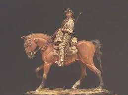 AC MODELS 1/10 NZ MOUNTED RIFLES AUSTRALIAN LIGHT HORSE