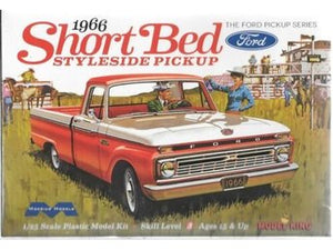 MOEBIUS 1233 1/25 1966 FORD SHORT BED STYLESIDE PICKUP