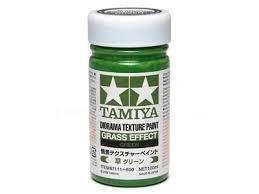 TAMIYA TEXTURED PAINT GRASS EFFECT GREEN