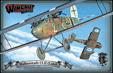 WINGNUT WINGS 1/32 HALBERSTADT CL.II (LATE)