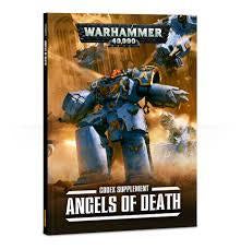 WARHAMMER ANGLES OF DEATH RULE BOOK