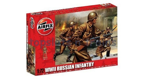 AIRFIX 1/72 RUSSIAN INFANTRY