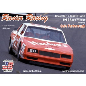SALVINOS  1/25 1984 MONTE CARLO CALE YARBOROUGH