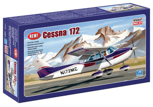 MINICRAFT 1/48 CESSNA 172 TRICYCLE GEAR