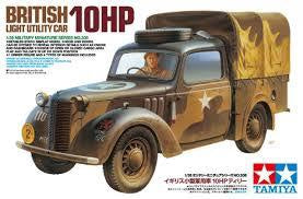 TAMIYA 1/35 BRITISH LIGHT UTILITY CAR 10HP