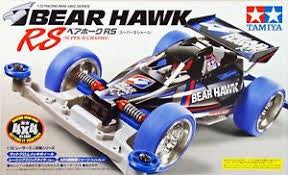TAMIYA MINI 4WD BEAR HAWK RS
