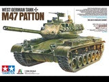 TAMIYA 1/35 M47 PATTON (WEST GERMAN TANK)