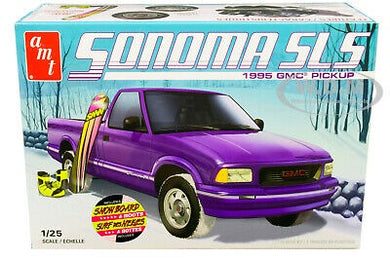 AMT 1/25 GMC SONOMA PICK UP