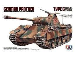TAMIYA 1/35 PANTHER G EARLY