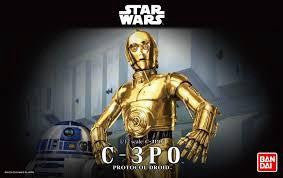 BANDAI 1/12 Star Wars C-3PO