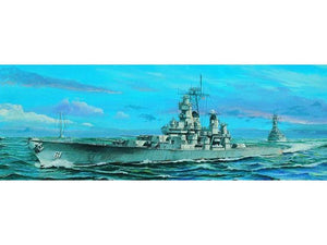 TRUMPETER USS IOWA BB-61 1984