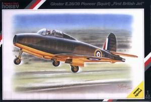 1/48 SPECIAL HOBBY GLOSTER E.28/39 PIONEER (SQUIRT)