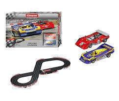 CARRERA ROLLING THUNDER SLOT CAR SET