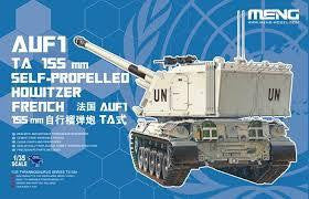 MENG 1/35 FRENCH AUF1 155MM SELF PROPELLED HOWITZER