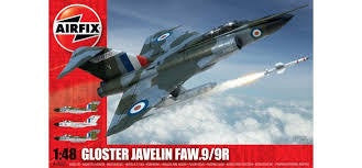 AIRFIX 1/48 GLOSTER JAVELIN
