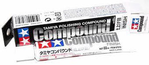 TAMIYA FINISH POLISHING COMPOUND