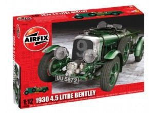 AIRFIX 1/12 1930 4.5LT BENTLEY