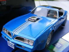 CARRERA DIGITAL PONTIAC FIREBIRD TRANS AM '77