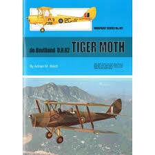 WARPAINT 101 DE HAVILAND TIGER MOTH