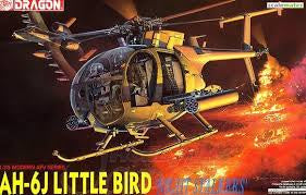 DRAGON 1/35 AH-6J LITTLE BIRD