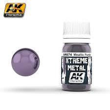 AK EXTREME METALLIC PURPLE