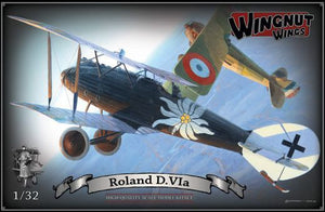 WINGNUT 1/32 ROLAND D.VIA