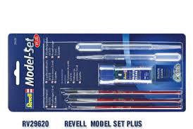 REVELL PAINT BRUSH ACC SET