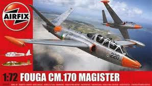 AIRFIX 1/72 FOUGA MAGISTER