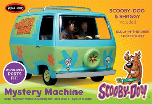 POLAR LIGHTS 1/25 SCOOBY-DOO MYSTERY MACHINE