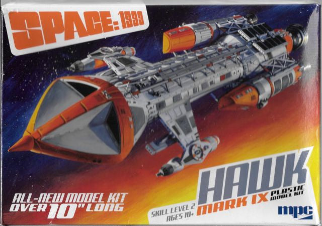 MPC  1/725 SPACE 1999 HAWK MK.IX