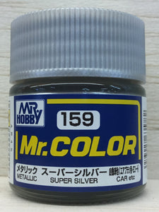 GUNZE MR COLOR C159 SUPER SILVER
