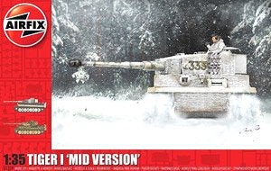 AIRFIX 1/35 TIGER 1 MID VERSION #1359