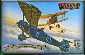 WINGNUT WINGS 1/32 HANNOVER CL.II