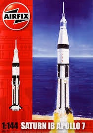 AIRFIX SATURN 1B APOLLO 7