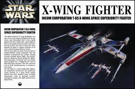 FINE MOULDS 1/72 STAR WARS X-WING FIGHTER