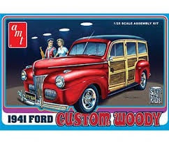 AMT 1/25 FORD WOODY
