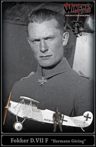 WINGNUT WINGS 1/32 FOKKER DVII F HERMANN GORING