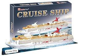 3D PUZZLE CRUISE SHIP