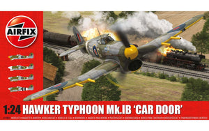 AIRFIX 1/24 HAWKER TYPHOON MK1B 'CAR DOOR'