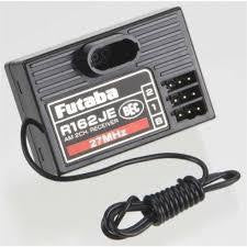 FUTABA 2 CHANNEL RECEIVER 27MHZ AM