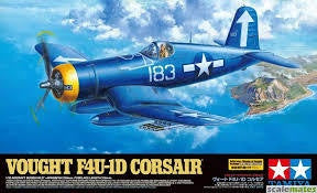 TAMIYA 1/32 F4U-1D VOUGHT CORSAIR