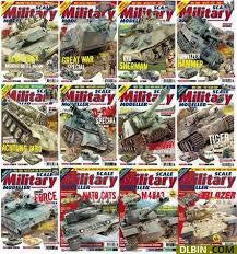 SCALE MILITARY MODELLER MAGAZINE