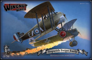 WINGNUT 1/32 SOPWITH SNIPE EARLY