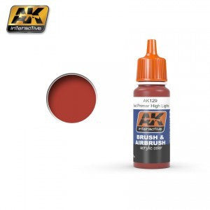 AK129 ACRYLIC RED PRIMER HIGH LIGHT