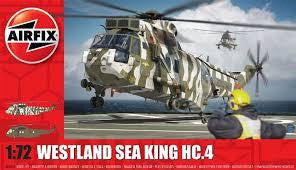 AIRFIX 1/72 WESTLAND SEA KING HC.4