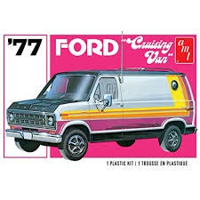 AMT 1108 1/25 1977 FORD CRUISING VAN
