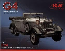 ICM 1/24 G4 GERMAN PERSONEL CAR 1935