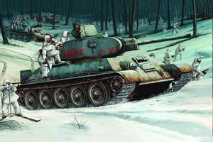 TRUMPETER 1/16 T-34/76 1942