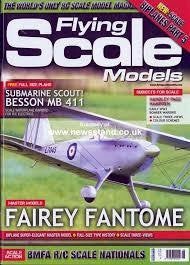 MAGAZINE FLYING SCALE MODELS
